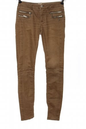 Only Tube Jeans bronze-colored casual look