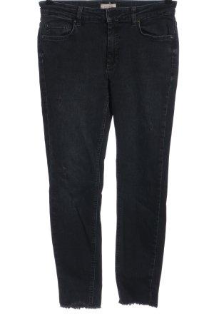 Only Jeansy rurki czarny W stylu casual