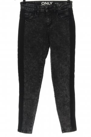 Only Tube Jeans light grey-black casual look