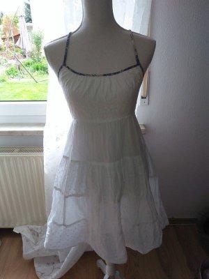 ONLY Romantik Elfe Fee Kleid Süsse Details im Stoff borte oben 34-36 36 Süss