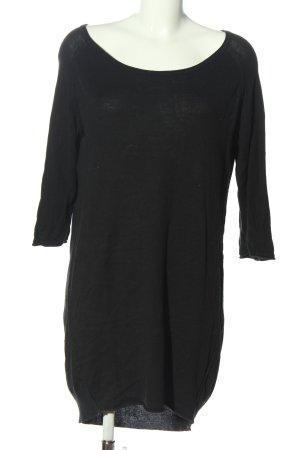 Only Abito maglione nero stile casual