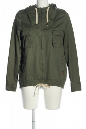 Only Safari Jacket khaki casual look