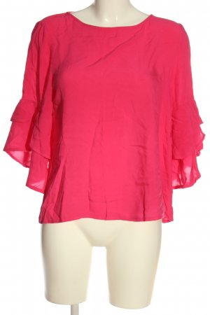 Only Schlupf-Bluse pink Casual-Look
