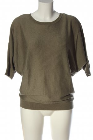 Only Schlupf-Bluse khaki Casual-Look