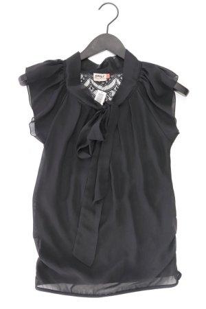 Only Blouse avec noeuds noir polyester