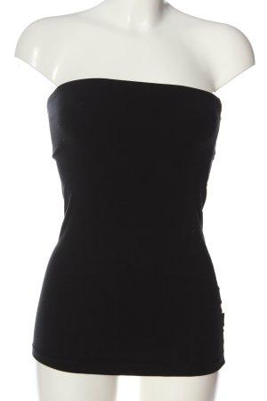 Only Off-The-Shoulder Top black elegant