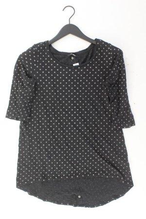 Only Shirt grau gepunktet Größe L