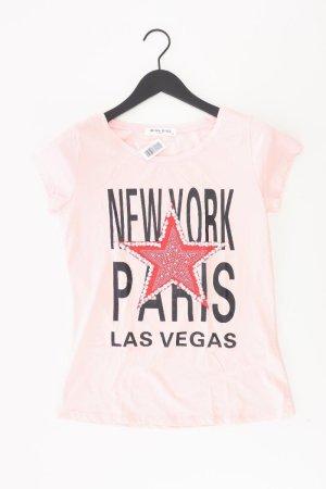 Only Shirt Größe L/XL pink aus Baumwolle