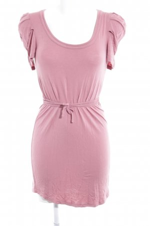 Only Shirt Dress dusky pink casual look