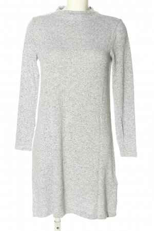Only Shirt Dress light grey flecked casual look