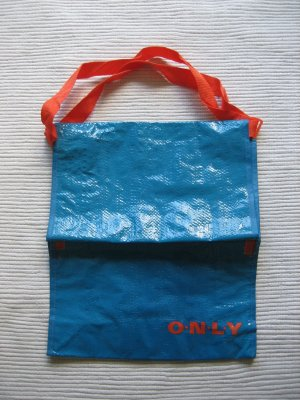 only shopper neu blau