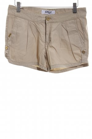 Only Shorts wollweiß Casual-Look