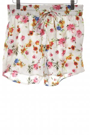 Only Shorts Blumenmuster Casual-Look