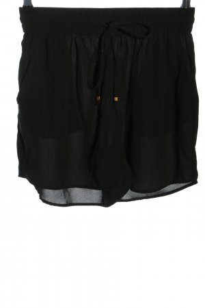 Only Shorts schwarz Casual-Look