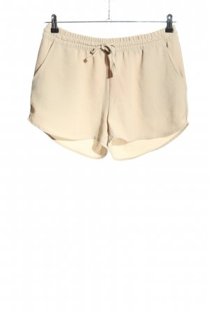 Only Shorts creme Casual-Look
