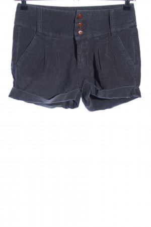 Only Shorts hellgrau Allover-Druck Casual-Look