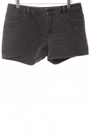 Only Shorts schwarz Skater-Look