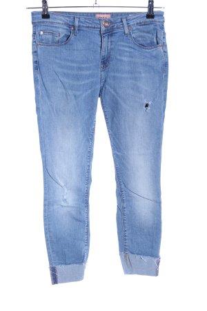 Only Vaquero skinny azul look casual