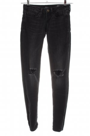 Only Skinny Jeans schwarz Casual-Look