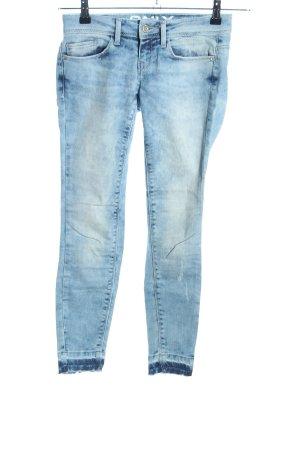 Only Jeans skinny bleu style décontracté