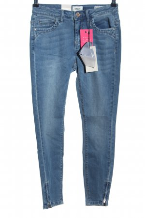 Only Skinny Jeans blau Casual-Look