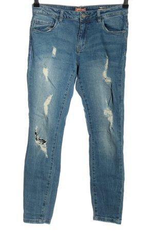 Only Skinny Jeans blau Casual-Look