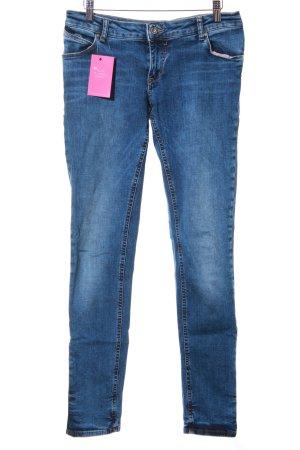 Only Skinny Jeans blau Jeans-Optik