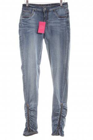 Only Skinny Jeans blau Party-Look