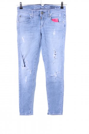 Only Jeans skinny blu stile casual