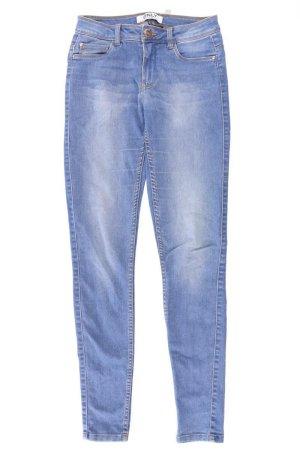 Only Skinny Jeans Größe M blau aus Baumwolle