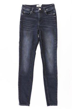 Only Skinny Jeans Größe W26 blau aus Baumwolle