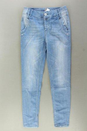 Only Skinny Jeans Größe W27/L34 blau aus Baumwolle