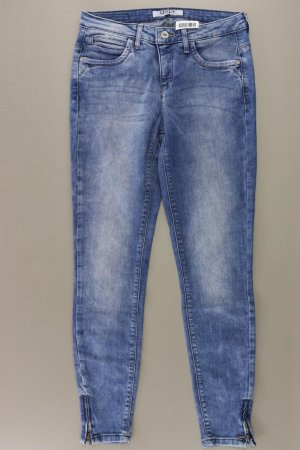 Only Skinny Jeans Größe W28 blau aus Baumwolle