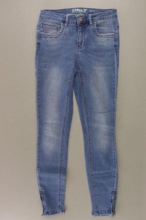 Only Skinny Jeans Größe w28/L32 blau aus Baumwolle