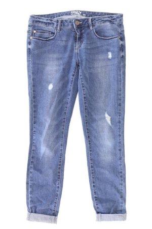 Only Skinny Jeans Größe W29/L30 blau aus Baumwolle