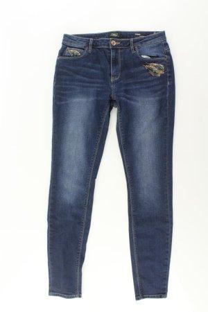 Only Skinny Jeans Größe W29/L32 blau