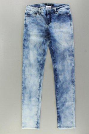 Only Skinny Jeans Größe W29/L34 blau