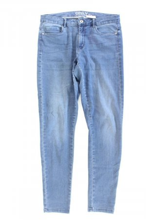 Only Skinny Jeans blue-neon blue-dark blue-azure cotton