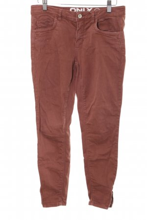 Only Skinny Jeans rostrot Casual-Look
