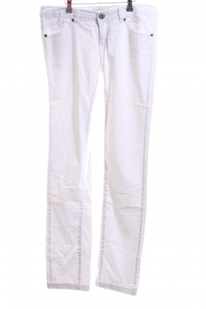 Only Slim Jeans weiß Casual-Look