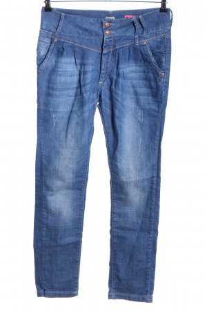 Only Slim Jeans blue street-fashion look