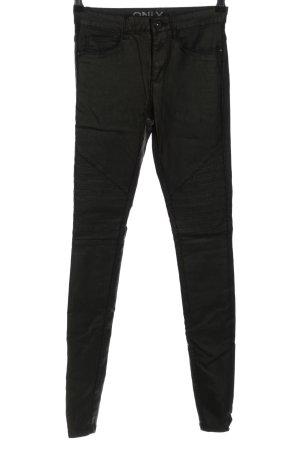 Only Jeans slim noir style décontracté
