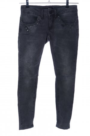 Only Slim Jeans hellgrau Casual-Look