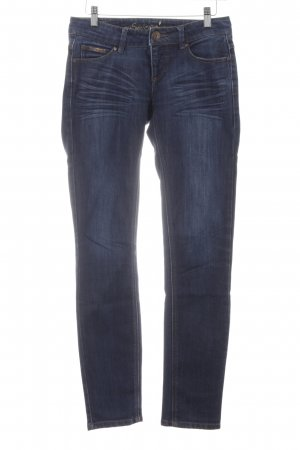 Only Slim Jeans dunkelblau Casual-Look