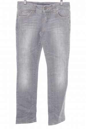 Only Slim Jeans grau Casual-Look