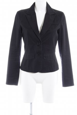 Only Smoking-Blazer schwarz Business-Look