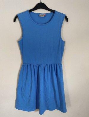ONLY Sommer Kleid, blau
