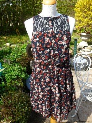 Only Sommerkleid Kleid Gr. 34