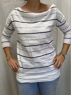 Only Sommerpulli, Gr. S, Wasserfallkragen; 3/4-Arm Shirt, NP 35€