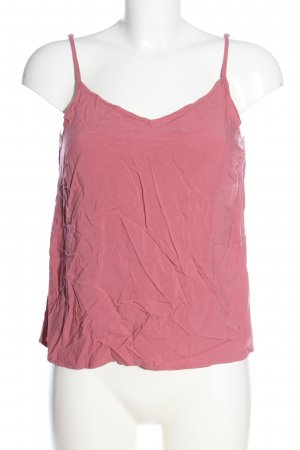Only Spaghettibandtopje roze casual uitstraling